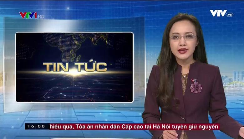 Thời sự 16h VTV1 - 19/8/2017