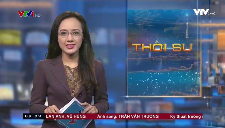 Thời sự 9h VTV1 - 19/8/2017