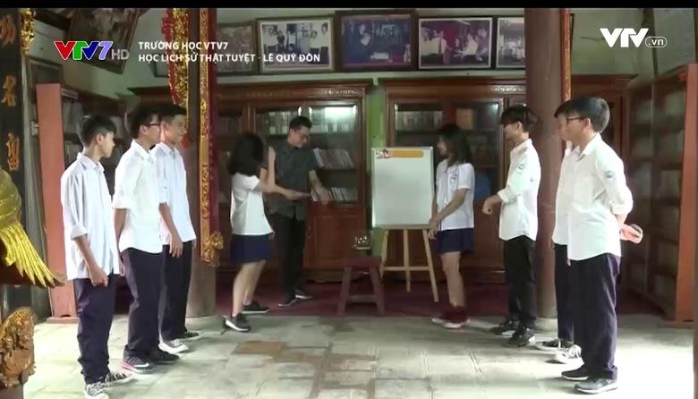 Trường học VTV7 (Trung học) - 19/8/2017