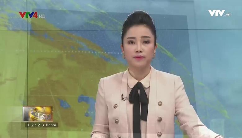 Bản tin tiếng Việt 12h VTV4 - 19/8/2017