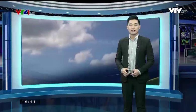 Bản tin thời tiết 19h45 - 21/8/2017