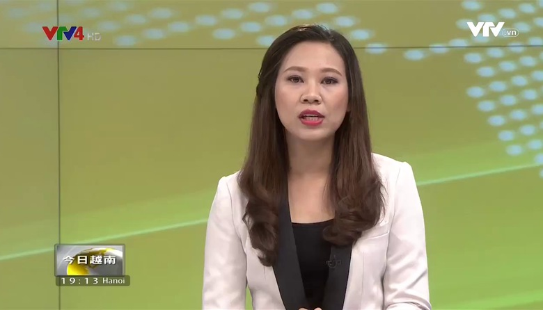 Bản tin tiếng Trung - 21/8/2017