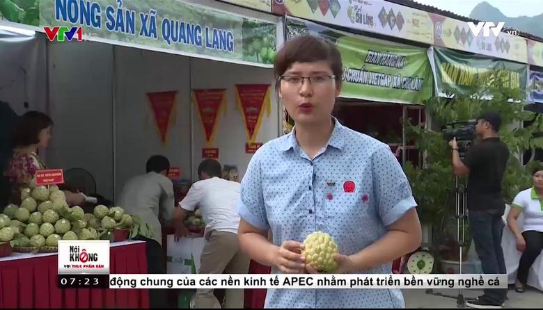 Nói không với thực phẩm bẩn (7h25) - 22/8/2017
