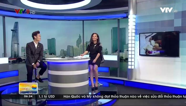 Sáng Phương Nam - 24/8/2017