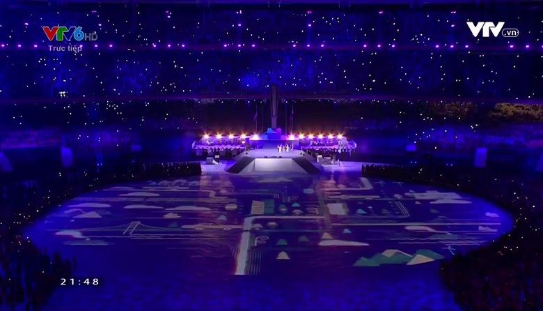 Lễ bế mạc SEA Games 29: Phần 2 - 31/8/2017