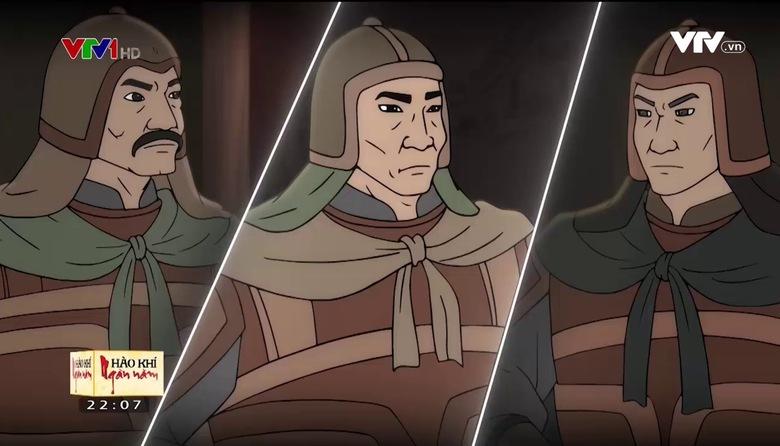 Hào khí ngàn năm: Quân Nguyên khốn đốn vì không có quân lương