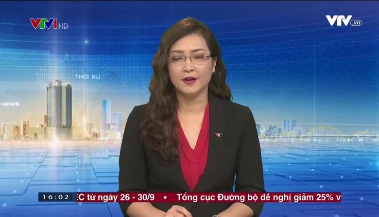 Thời sự 16h VTV1 - 21/9/2017
