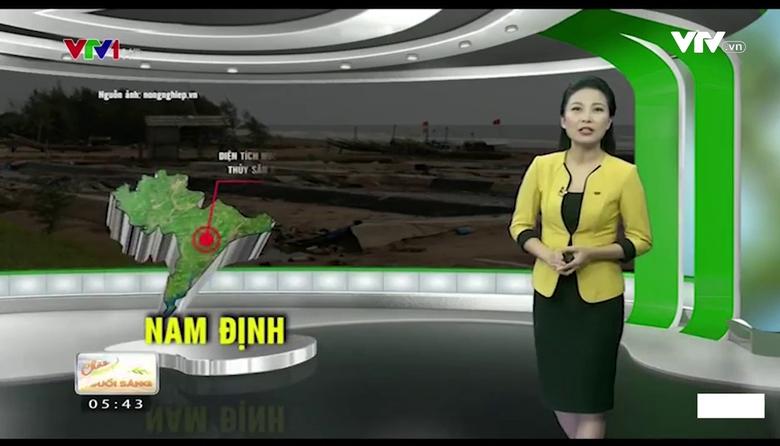 Bản tin thời tiết nông vụ - 24/9/2017