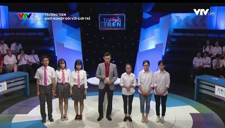 Trường teen: Khởi nghiệp đối với giới trẻ