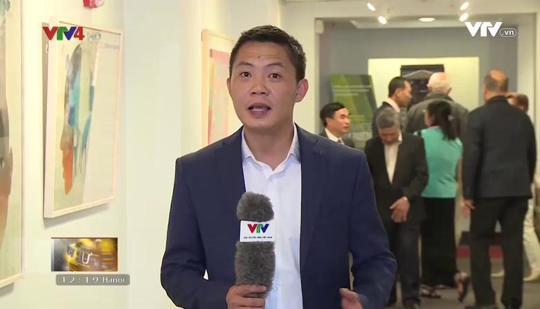 Bản tin tiếng Việt 12h VTV4 - 24/9/2017