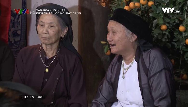 Văn hóa - Hội nhập: Điệu ca trù cổ nơi đất Cảng