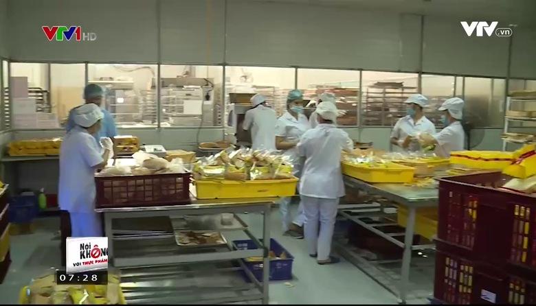 Nói không với thực phẩm bẩn (7h25) - 25/9/2017