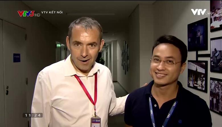 VTV kết nối: Chung kết xếp hạng Sao Mai