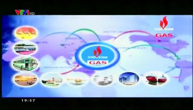 Thương hiệu PV GAS - Năng lượng cuộc sống