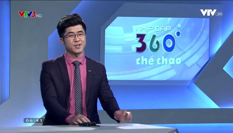 Nhịp đập 360 độ thể thao - 26/3/2017