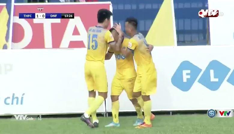 Tổng hợp trận đấu FLC Thanh Hóa 3-2 SHB Đà Nẵng