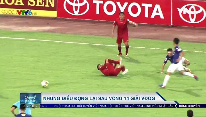 Góc nhìn: Những điều đọng lại sau vòng 14 giải VĐQG V.League 2017