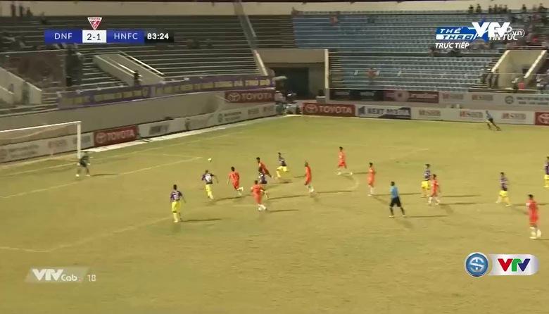 Phút 84: Loris Arnaud gỡ hòa 2-2 cho CLB Hà Nội