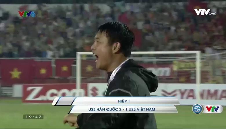 Tổng hợp diễn biến trận đấu U23 Việt Nam 1-2 U23 Hàn Quốc