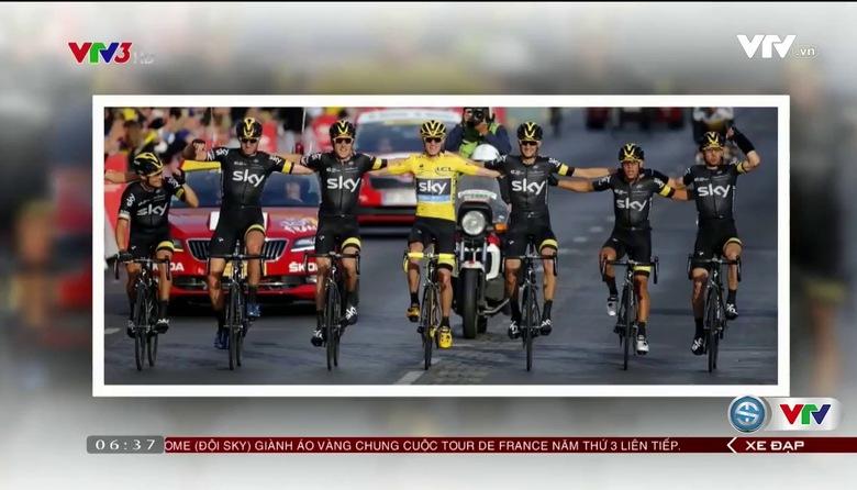 Những câu chuyện xung quanh tiền thưởng tại Tour de France