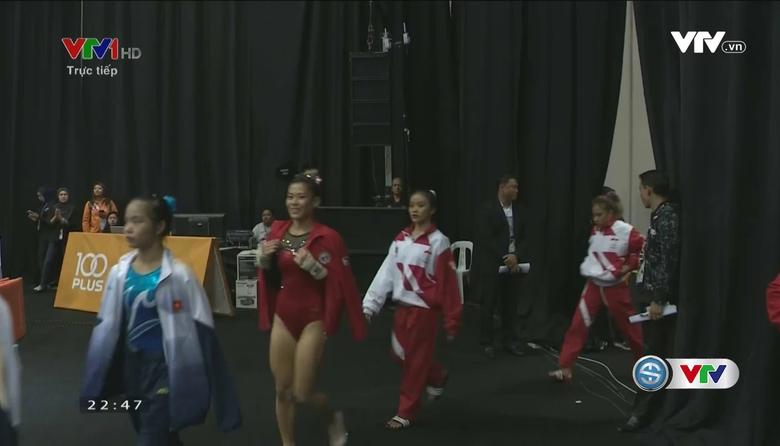 Nhật ký SEA Games - 22/8/2017