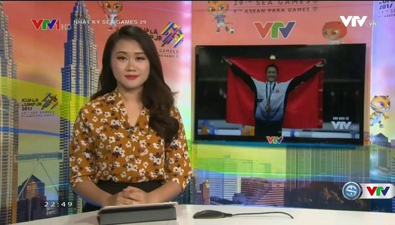 Nhật ký SEA Games - 23/8/2017