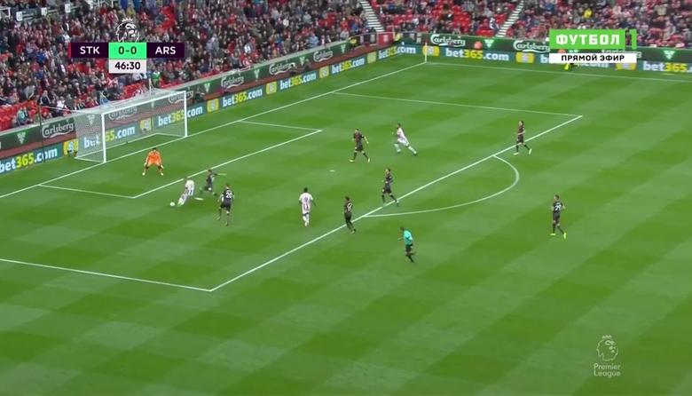 Jese mở tỷ số cho Stoke
