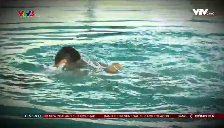 Tư vấn bơi phòng chống đuối nước (số 6)