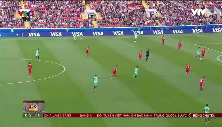 ĐT Bồ Đào Nha giành chiến thắng đầu tiên tại Cúp Liên đoàn các châu lục 2017