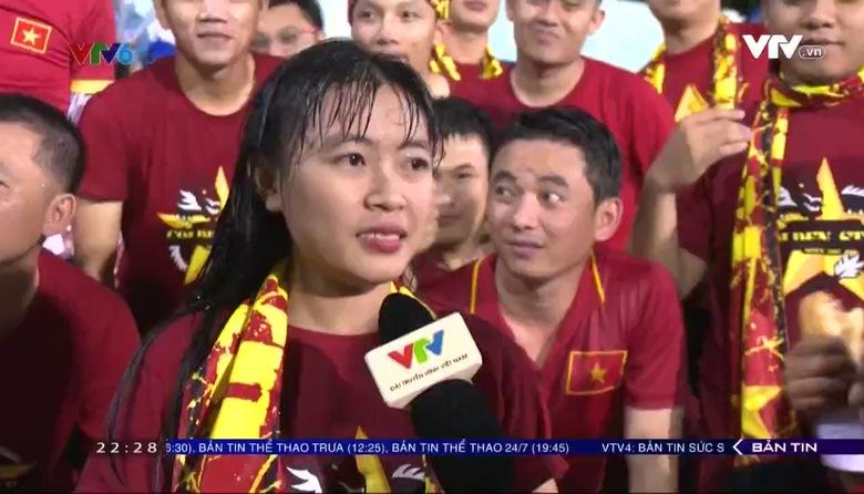 Tình cảm của người hâm mộ dành cho U23 Việt Nam