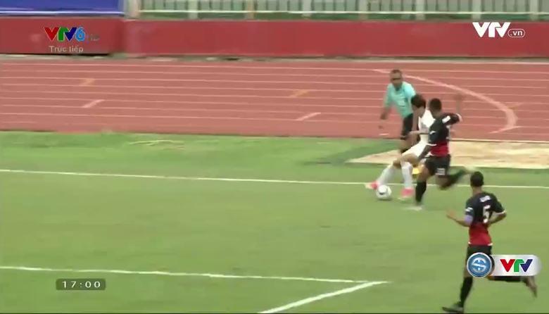 Video Highlight Hiệp 1 trận U23 Timor Leste - U23 Hàn Quốc