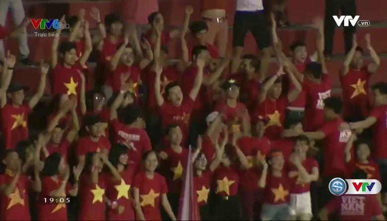 VIDEO tổng hợp hiệp 1 trận U23 Macau - U23 Việt Nam