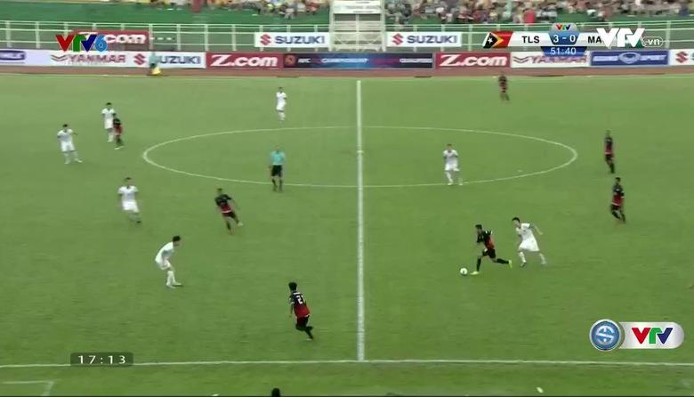 VIDEO Tổng hợp trận U23 Timor Leste 7-1 U23 Macau