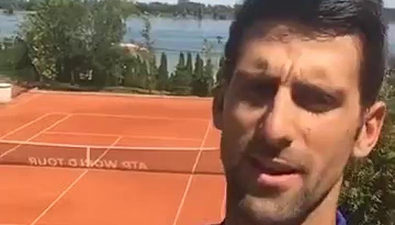 Novak Djokovic xác nhận bỏ giải Mỹ mở rộng và nghỉ hết năm 2017