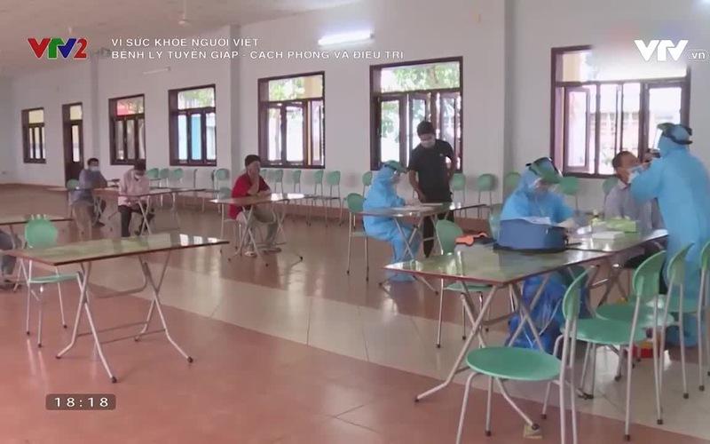 Vì sức khỏe người Việt: Bệnh lý tuyến giáp - Cách phòng và điều trị