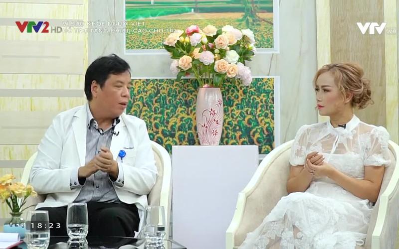 Vì sức khỏe người Việt: Hỗ trợ tặng chiều cao cho trẻ